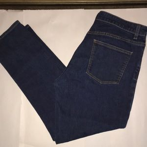 Women's Talbots's slim ankle jeans size 12/31